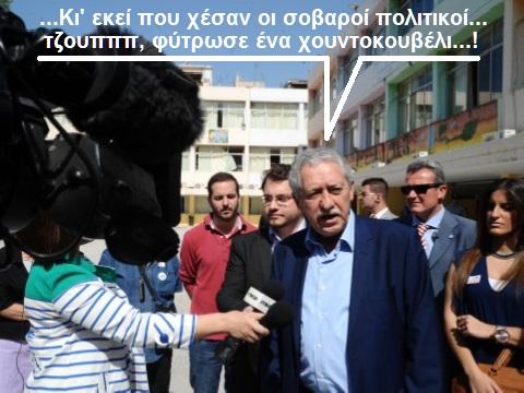 ΚΟΥΒΕΛΗΣ ΣΟΒΑΡΟΣ ΧΟΥΝΤΙΚΟΣ