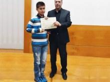 Διάκριση για Βορειοηπειρώτη μαθητή από την Ελληνική Μαθηματική Εταιρεία….