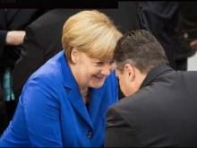 Όπου νά΄ναι, βγαίνει απ΄τον φούρνο, η νέα κυβέρνηση συνασπισμού της Γερμανίας….