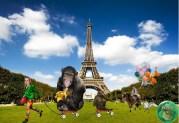 Απειλεί η Μπιρμπίλη όσους την έδιωξαν από το Παρίσι