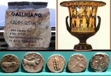 Στη Magna Grecia, οι Κάτω-Ιταλιώτες Έλληνες, ακόμα μιλούν Γκρίκο (grecanica)!!!!