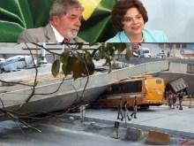 Στη γέφυρα του Μπέλο Οριζόντε, βούλιαξε ο ληστοφασισμός της «οικογένειας» da Silva…