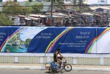 Φιλιππινέζικη ιδέα προς Ευρωπαίους γκαγκάδες: Αν δεν μπορείτε να εξαλείψετε τη φτώχεια, κρύφτε τη πίσω από έναν μαντρότοιχο…!!!