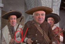 Αντάρτες στο Ταΰγετο οι Σαμπατακάκηδες!!! Καταδιώκουν τα τζάκια για να τα κατακαύσουν από χωρίον εις χωρίον!!!