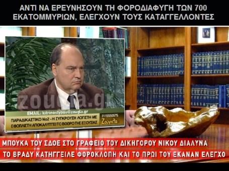 ΣΔΟΕ -ΔΙΑΛΥΝΑΣ