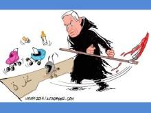 Ο Νετανιάχου-Χάρος θερίζει στη Γάζα!!!…