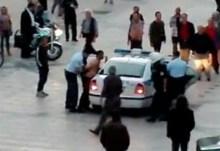 Προκόπι Ευβοίας: Τσιγγάνοι επιτέθηκαν σε αστυνομικούς.