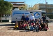 Ο Ιπποκράτης με το «Χαμόγελο του Παιδιού» ταξίδεψε στην Εύβοια και πρόσφερε έργο με επιτυχία