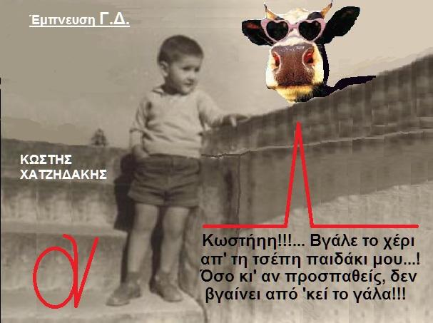 ΧΑΤΖΗΔΑΚΗΣ -ΓΑΛΑ ΔΙΑΡΚΕΙΑΣ