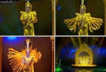 Ο χορός των 1000 χεριών Κίνα.