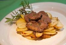 Αμελέτητα αγανακτισμένα πάνω σε αργόμισθες πατάτες: συνταγή μνημόνιο – lamb's fries indignantly on a sinecure potatoes: Recipe Memorandum.