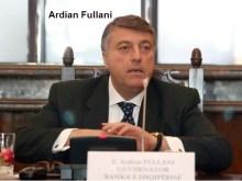 Συνελήφθη ο διοικητής της Τράπεζας της Αλβανίας Αρντιάν Φουλάνι για κλοπή….