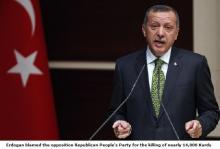 Ο Ερντογάν απολογείται στους Κούρδους για την μαζική θανάτωση του 1930, αλλά κάνει γαργάρα τις σφαγές των τελευταίων 30 ετών.
