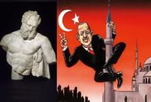 """Η """"επιστροφή"""" του Ηρακλή στη Τουρκία, είναι μια από τις επιτυχίες του Ερντογάν στις ΗΠΑ."""