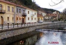 Εικόνα εγκατάλειψης παρουσιάζει το ιστορικό κέντρο της Φλώρινας.
