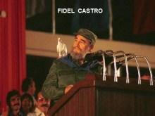 Η ελπίδα και η συνείδηση του FIDEL CASTRO