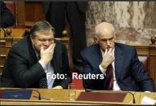 Τι μετέδωσε χθες βράδυ το Reuters, για την Ελλάδα και τις διαφωνίες των κομμάτων.