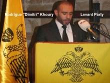 Ισλαμιστές μαχαίρωσαν τον πρόεδρο των εξ Αντιοχείας, Ελληνικής καταγωγής ορθοδόξων του Λιβάνου.