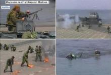 Ρώσοι πεζοναύτες στον Έβρο – Κοινή παρέλαση με τον Ελληνικό Στρατό!!! (βίντεο ΕΔΩ)