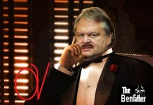 """The Benfather"" — Τον παίζει στους κουνηματογράφους…"