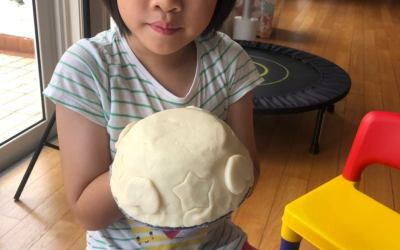 Playing with Clay is Great for Your Child's Development