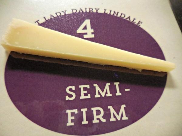 semi firm cheese