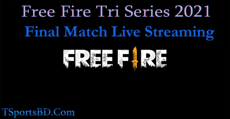 Free Fire Final game