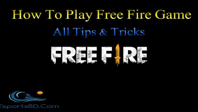 How To Play Free Fire Game All Tricks & Tips