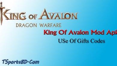 KIng Of Avalon Mod Apk 2021