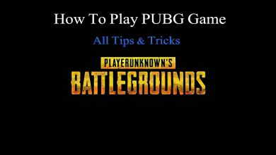 How to Play PUBG Game