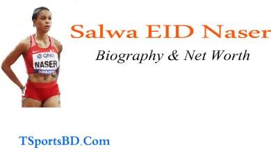 Salwa EID Naser Net Worth