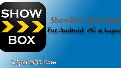 ShowBox Mod Apk