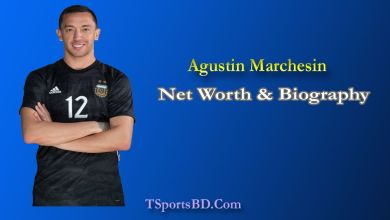 Agustin Marchesin Net Worth