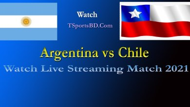 Argentina vs Chile Live Match