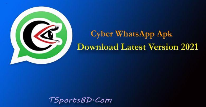 Cyber WhatsApp Apk 2021
