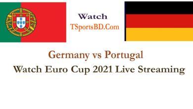 Germany vs Portugal Live Match 2020