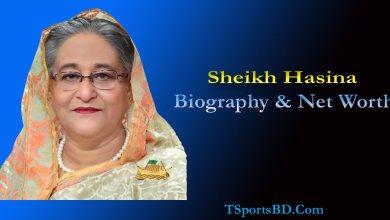 Sheikh Hasina Net Worth