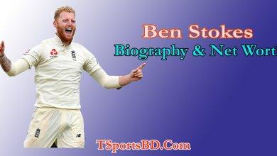 Ben Stokes Net Worth