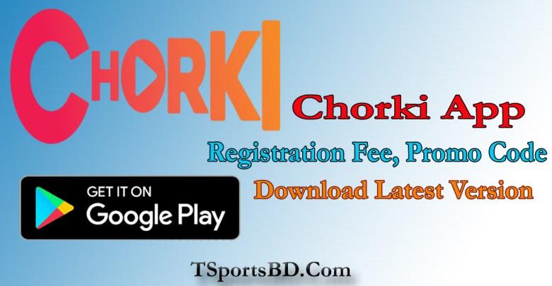 Chorki App Download 2021