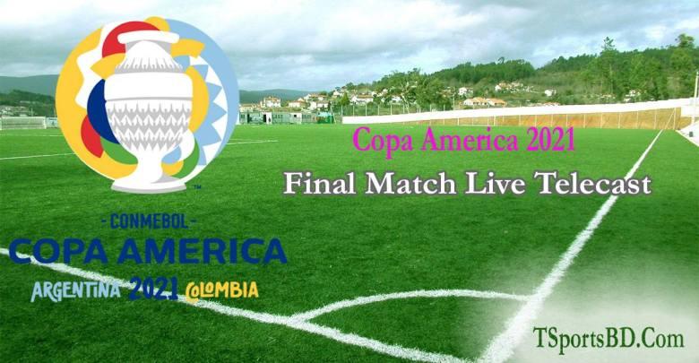 Copa America Final- Match Live