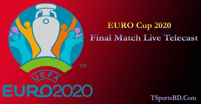 Euro Cup Final Match 20200