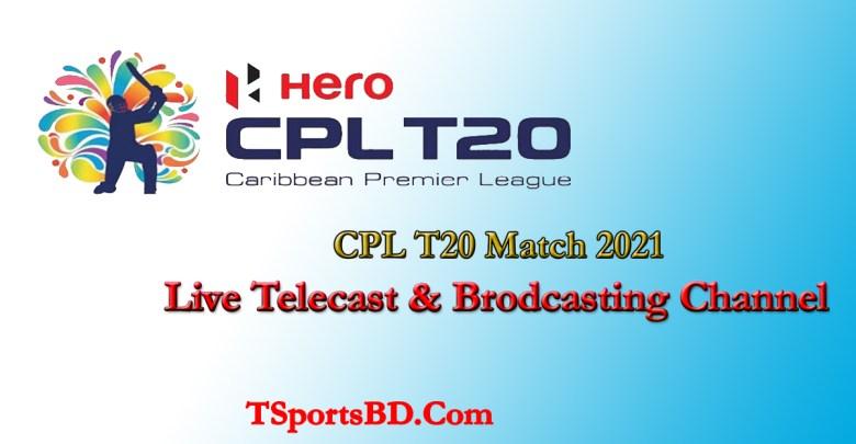 CPL Live Telecast