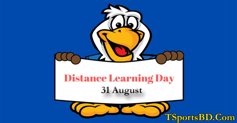 Happy World Distance Learning Day 2021