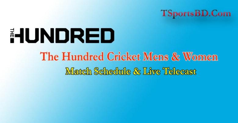 The Hundred Cricket Match