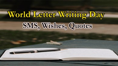 Happy World Letter Writing day
