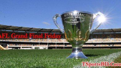 AFL Grand Final Friday