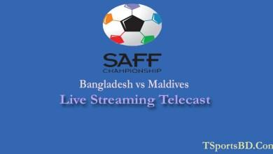 Bangladesh vs Maldives