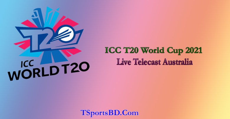 ICC T20 World Cup Live From Australia