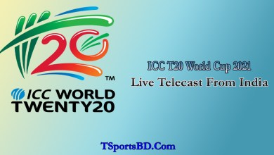 ICC T20 Live From India