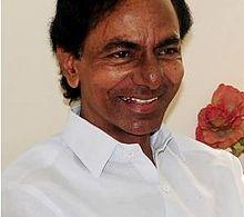 K.ChandraShekar Rao(KCR)